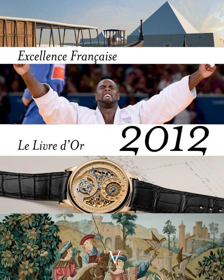 Livre Excellence Française 2012.