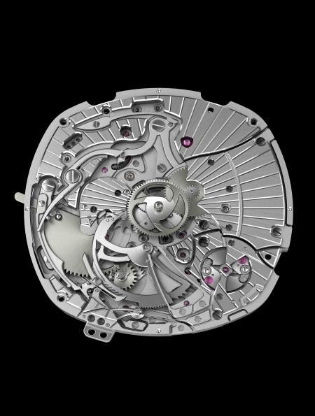 SIHH 2013 - Piaget Emperador Coussin Répétition Minutes Extra-plate