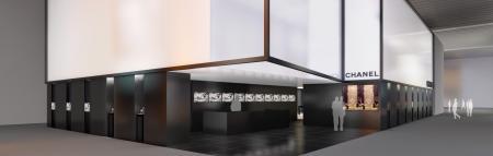 Chanel Horlogerie : 10 ans de présence au Salon Baselworld, le Salon Mondial de l'Horlogerie et de la Bijouterie.