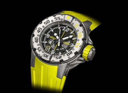La RM 028 Titane de Richard Mille sera offerte au vainqueur de l'édition 2013 des Voiles de Saint Barth.