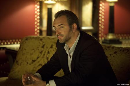 Jean Dujardin dans le film Möbius porte l'Octa Calendrier de F.P.Journe.