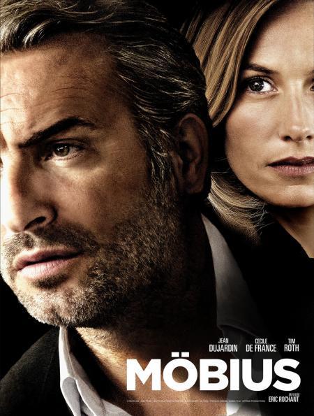 Möbius réalisé par Eric Rochant, avec Jean Dujardin et Cécile de France - au cinéma depuis le 27 février 2013.