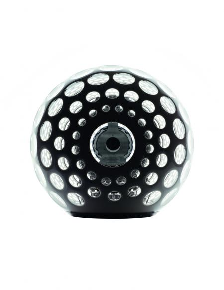 La pendule ATMOS Hermès. Vue de dos. ©Guido Mocafico