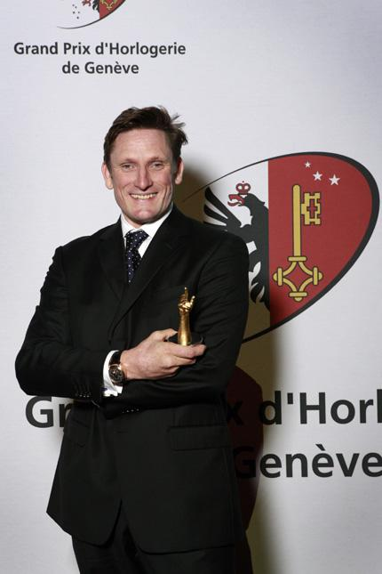 © Grand Prix d'Horlogerie de Genève