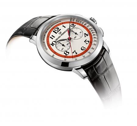 Série Limitée Dubail - Girard-Perregaux 1966 Chronographe Doctor's watch