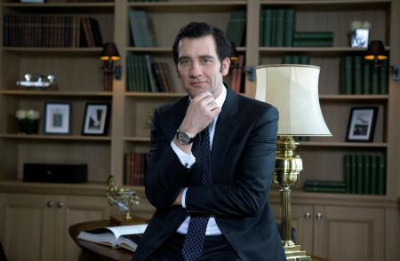 Cilve Owen à l'inauguration de la Maison d'Antoine - ® Johann Sauty