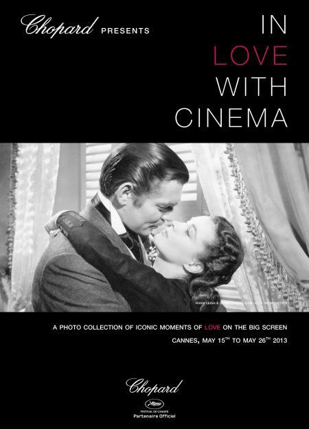 Chopard fête 15 ans d'amour avec le Festival de Cannes