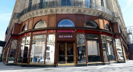 Bucherer ouvre aujourd'hui à Paris