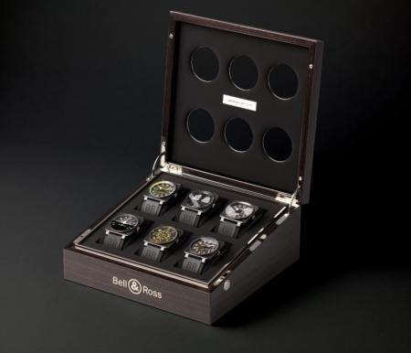 La BR 01 Flight Instruments Collector's Box, en vente chez Colette, Paris.