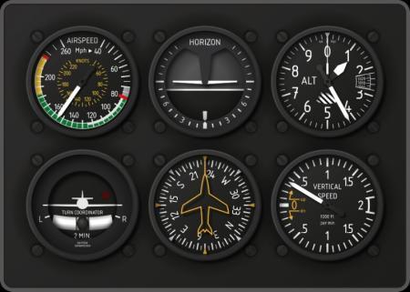 Le Cockpit à l'origine des 6 montres qui composent le coffret.