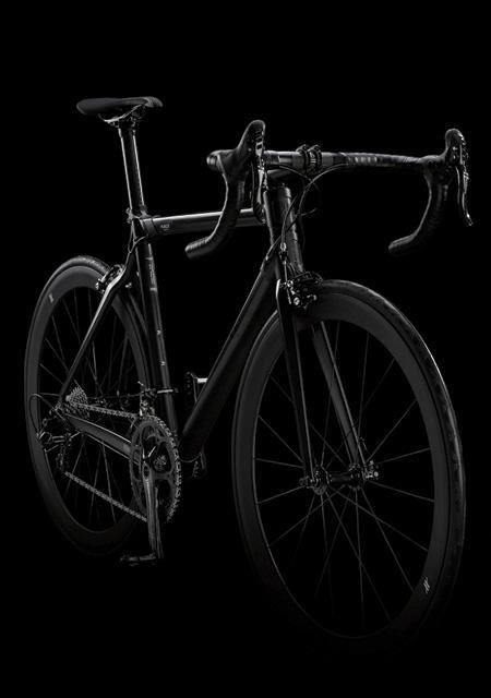 Hublot All Black Bike