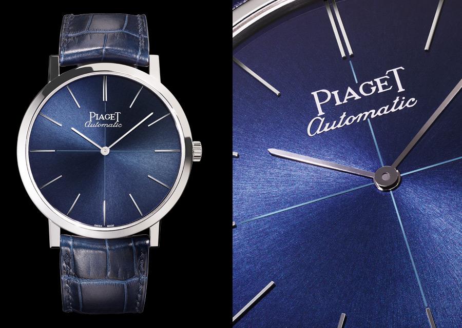 Altiplano Automatique 60e anniversaire par Piaget
