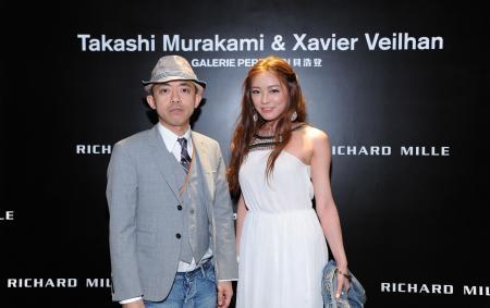 RICHARD MILLE ET LA GALERIE PERROTIN ASSOCIÉS POUR LE HONG KONG ART BASEL
