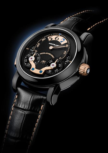 Montblanc - ONLY WATCH 2013