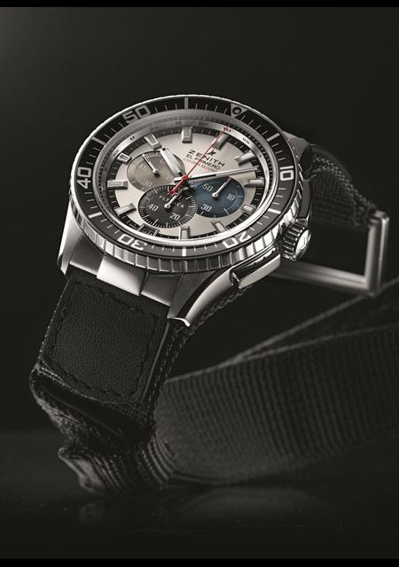 Zenith - ONLY WATCH 2013