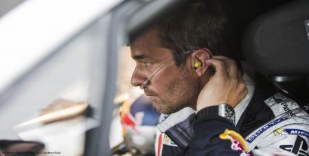 Richard Mille salue la très belle performance de Sébastien Loeb, partenaire de la 'RM Family' depuis le début de l'année.