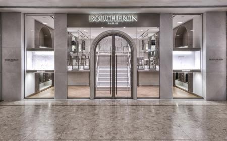 La Maison Boucheron inaugure une nouvelle Boutique à Hong Kong – Ocean Terminal