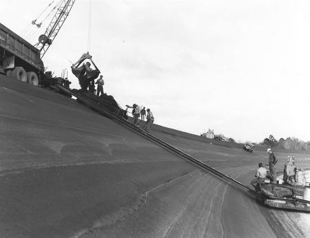 Daytona International Speedway - 1958 - ©ISC Archives/Getty Images