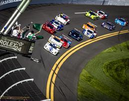Daytona International Speedway 2012 - ©Rolex-Tom O'Neal
