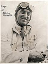 Sir Malcolm Campbell - 1935 - ©Rolex