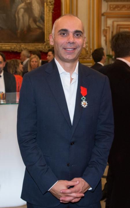 Bruno Belamich Décoré