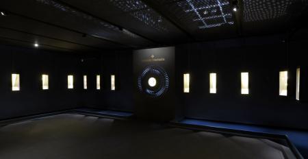 Vacheron Constantin The Sound of Time Exhibition panoramique