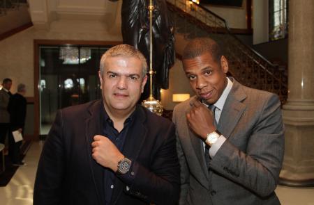 Hublot et Shawn 'Jay Z' Carter annoncent leur collaboration.