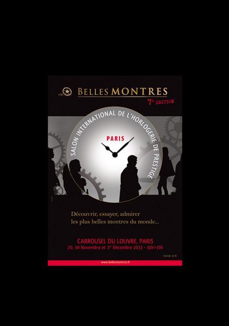 Salon Belles Montres, 7e édition