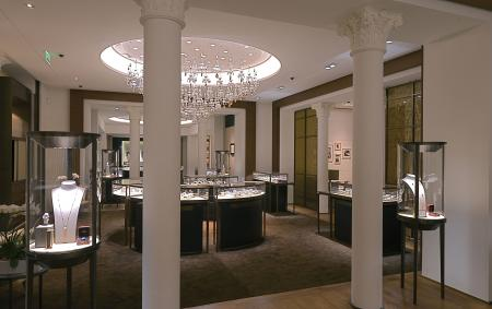 La nouvelle boutique parisienne de Cartier au 12, boulevard des Capucines