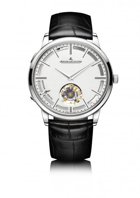Master Ultra Thin Minute Repeater Flying Tourbillon - face
