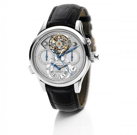 Montblanc Collection Villeret 1858 ExoTourbillon Rattrapante