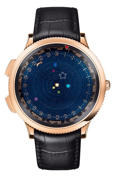 Complication Poétique Midnight Planétarium