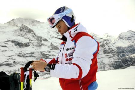Alexis Pinturault, nouveau partenaire sportif de Richard Mille