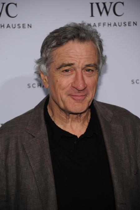 Robert De Niro lors du Tribeca Film Festival à New York