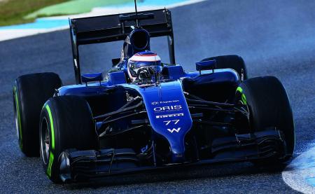Le logo Oris sera dorénavant bien en vue sur les Formules 1 Williams