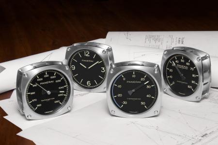Baromètre, Hygromètre, Thermomètre et Horloge murale