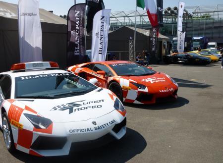 GT Series 2014 Monza Village
