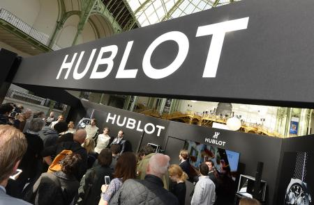 Hublot présente la Montre Officielle du Tour Auto 2014