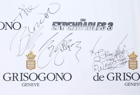 Expendables de GRISOGONO ©deGRISOGONO