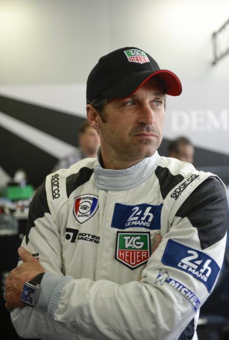 Patrick Dempsey - Le Mans - 2014