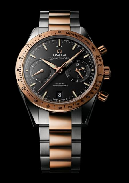 Speedmaster 57 Omega Co-Axial - 2013