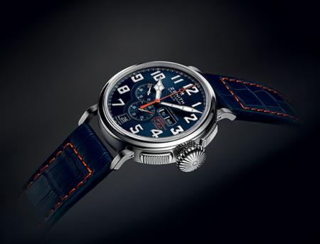 La montre Pilot Type 20 Calendrier Annuel Tribute to Russell Westbrook
