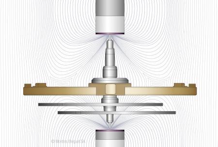 Magnetic pivot Classique Chronométrie