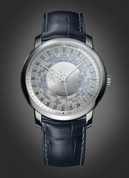 Traditionnelle Heures du Monde Collection Excellence Platine