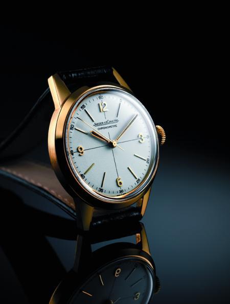 Jaeger-LeCoultre - montre Geophysic® historique