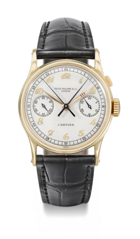PATEK PHILIPPE REFERENCE 130, « THE BOEING »