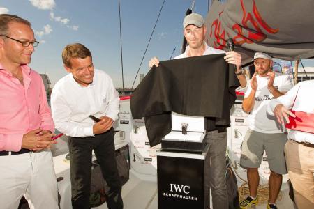Lancement de la Portuguese Yacht Club Ocean Racer