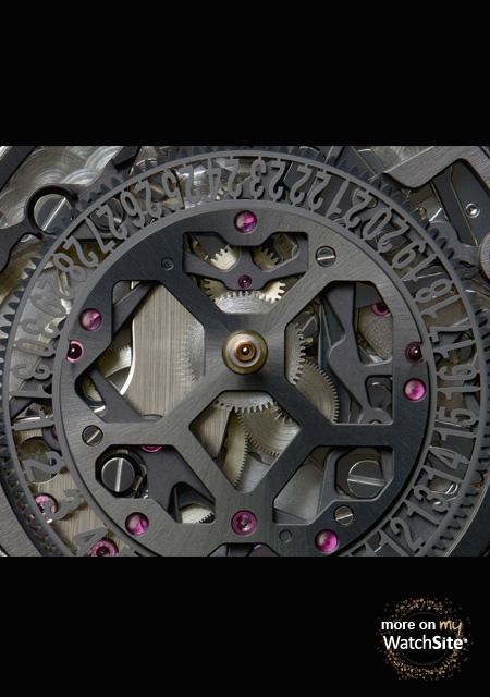 Titane et céramique - Bracelet caoutchouc