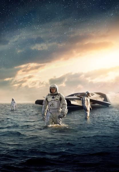 Interstellar de Christopher Nolan