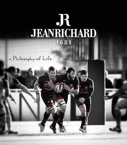JEANRICHARD, nouveau partenaire du LOU Rugby